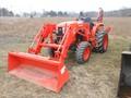 2015 Kubota L3560 Tractor