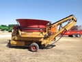 1995 Haybuster H-1000 Grinders and Mixer