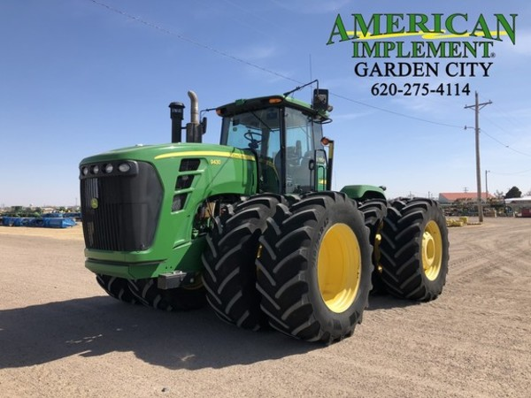 2009 John Deere 9430 Tractor Garden City Ks Machinery Pete