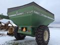1993 Brent 672 Grain Cart