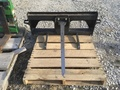 2014 John Deere Bale Spear Loader and Skid Steer Attachment