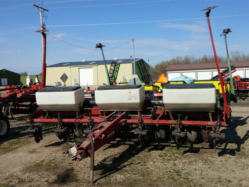 Used White 6100 Planters For Sale Machinery Pete