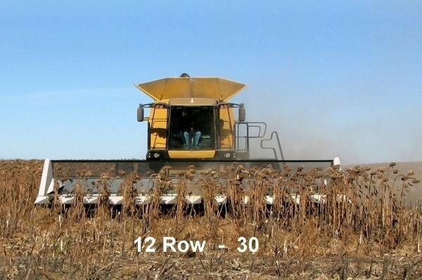 2021 Sheyenne SUNMASTER 1230-06 Corn Head