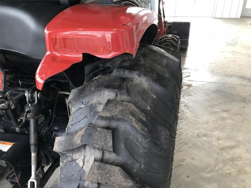 2015 Case IH Farmall 55C CVT Tractor