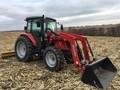 2015 Massey Ferguson 4609 Tractor