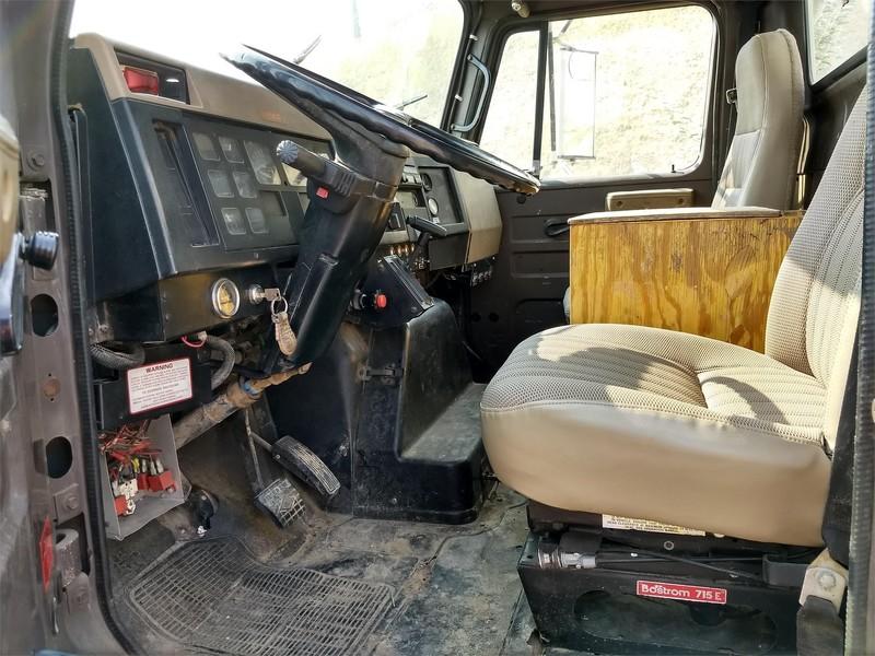 1990 Texoma TX245B Crane