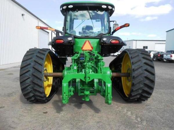 2014 John Deere 8335rt Tractor Garden City Ks Machinery Pete