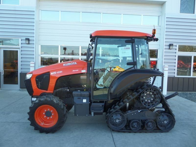 2019 Kubota M5N-091 Tractor