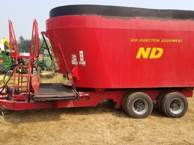 NDE 2656 Grinders and Mixer