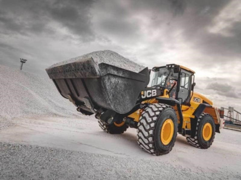 2018 JCB 457 Wheel Loader
