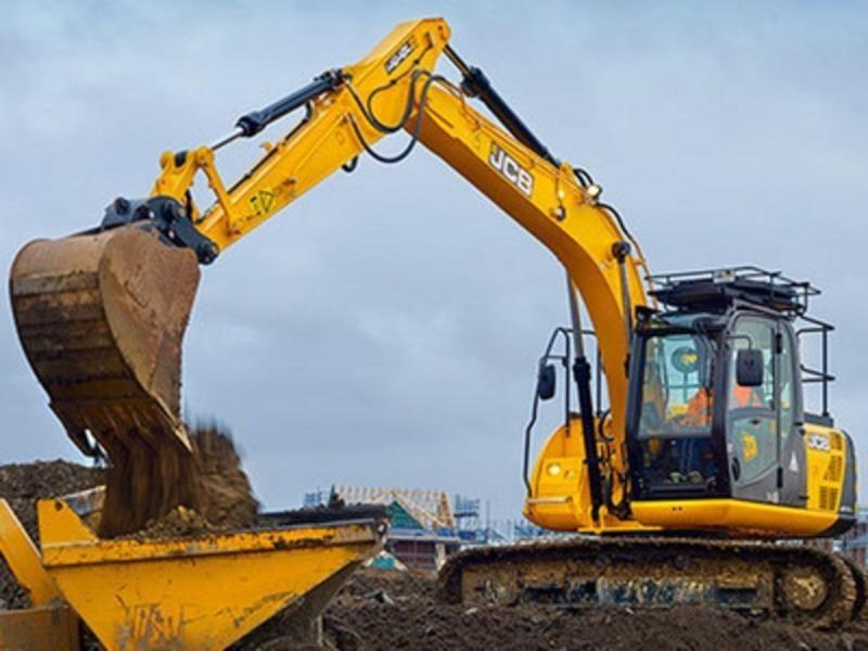 2019 JCB JS131 LC Excavators and Mini Excavator