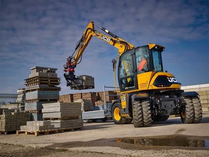 2019 JCB HYDRADIG 110W Excavators and Mini Excavator