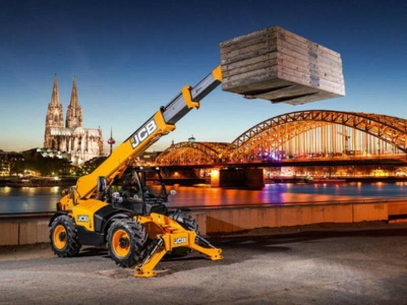 2019 JCB 509-45TC Forklift