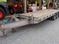 1990 Brooks Brothers 18 TON Flatbed Trailer
