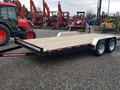 2018 Tuff Trailers 7K18 Flatbed Trailer