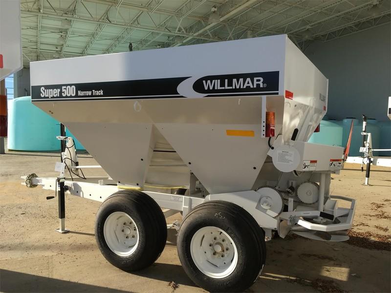 2018 Willmar S500NT Pull-Type Fertilizer Spreader