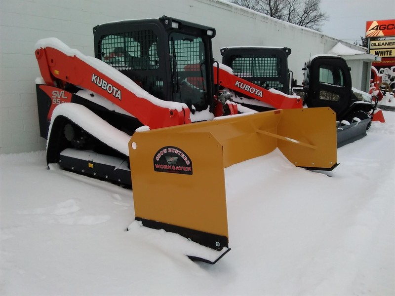 Worksaver SPS-36120R Loader and Skid Steer Attachment