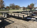 2018 LOAD TRAIL UT8320 Flatbed Trailer