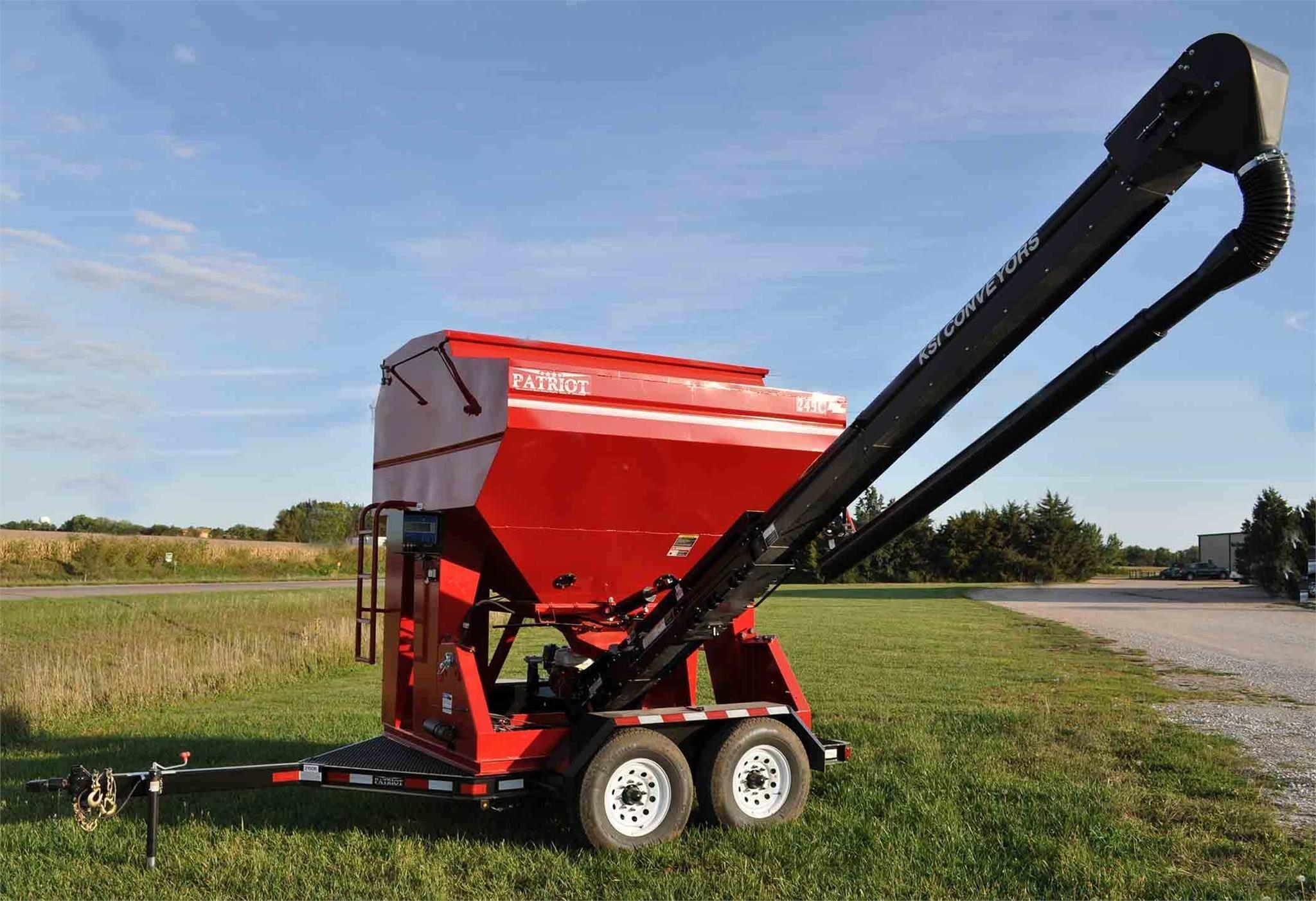 2020 Patriot 245C Seed Tender