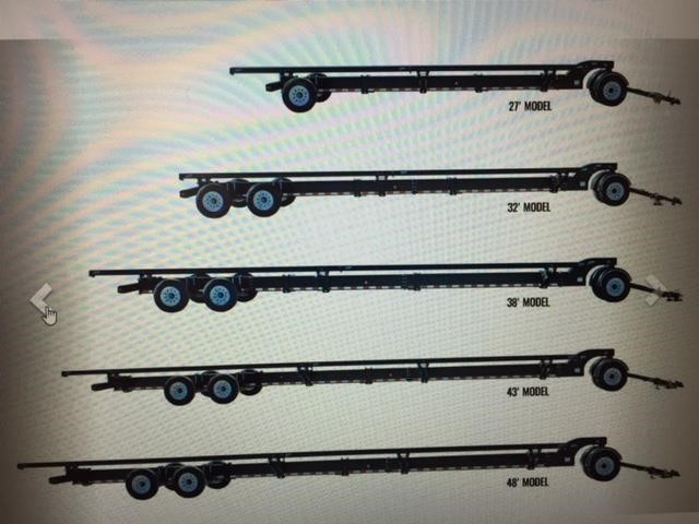 2021 Yetter 8500-032 Header Trailer