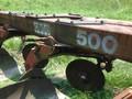 Case 500 Plow