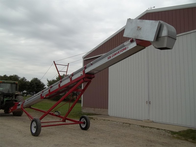 Used KSI Augers and Conveyors for Sale   Machinery Pete
