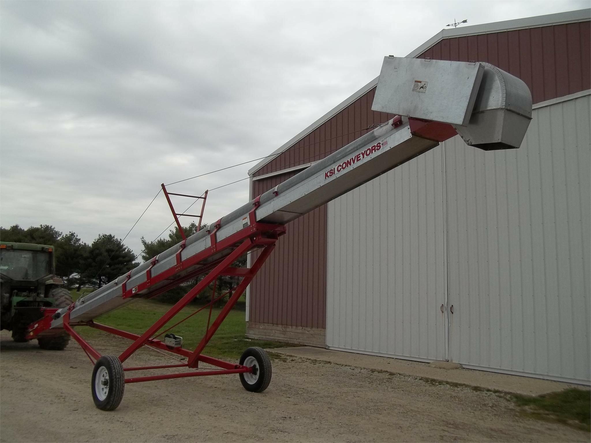 KSI 161037 Augers and Conveyor