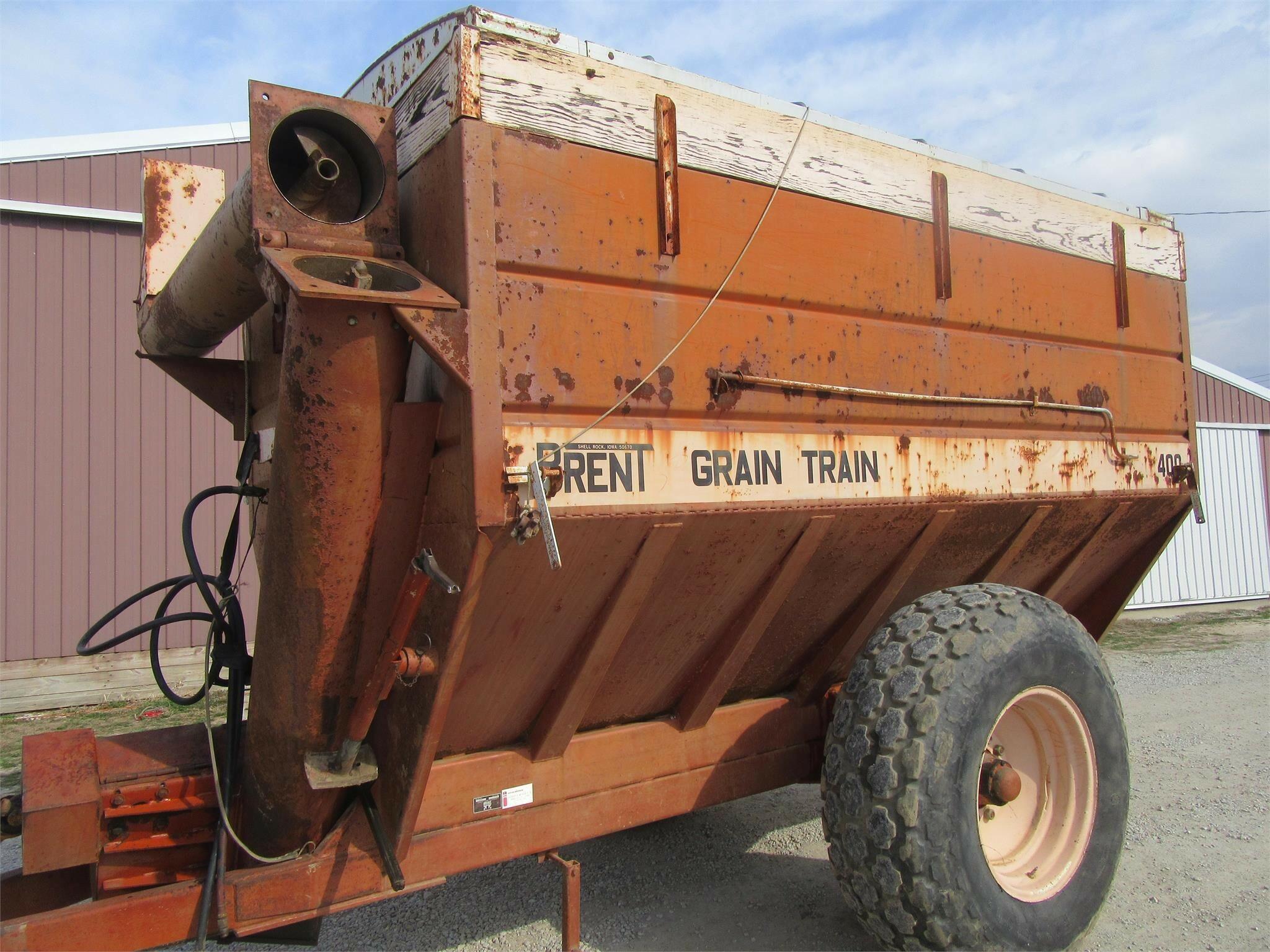 Brent 400A Grain Cart
