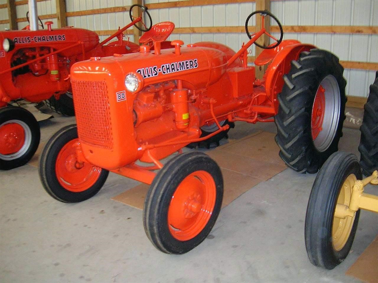1953 Allis Chalmers BO Tractor
