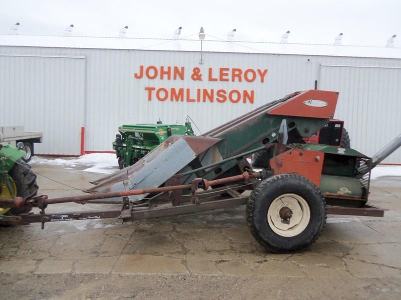 New Idea 329 Corn Picker