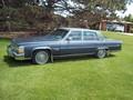 1983 Cadillac Fleetwood Car
