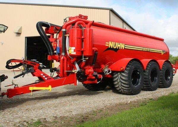 Nuhn 7350 Manure Spreader