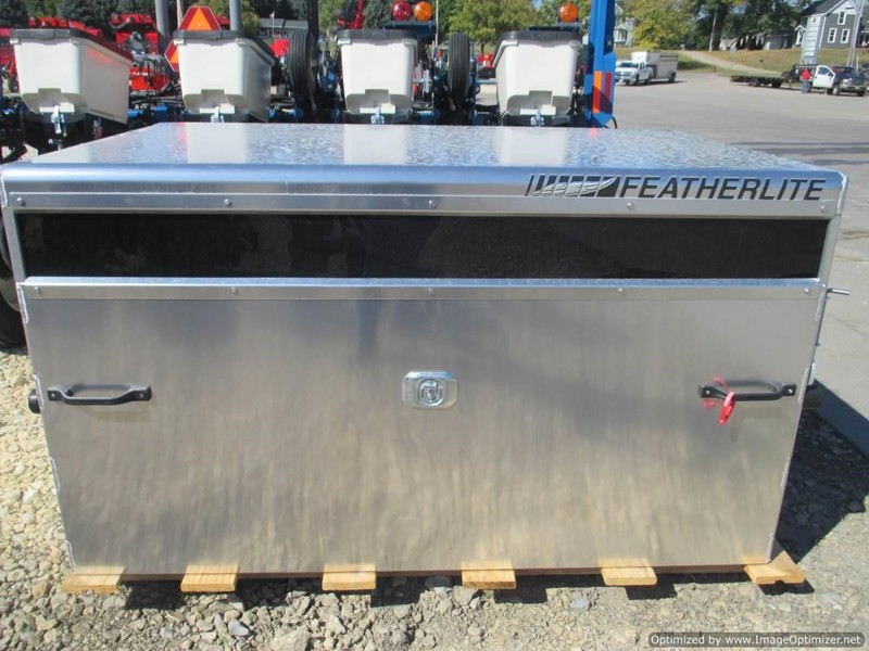 2018 Featherlite 8191 Livestock Trailer