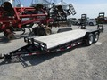 2017 PJ 20 FT. Flatbed Trailer