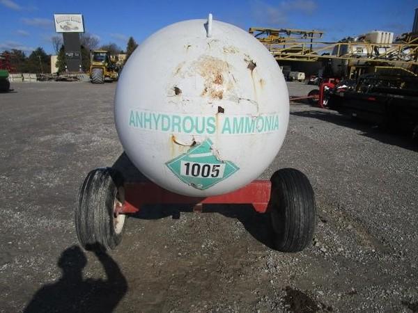 Unknown 1000 GALLON NH3 TANK Tank