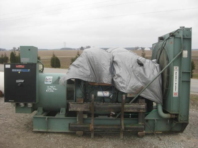 Magna One 100 KW Generator