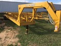 2018 Hay King 5BG Bale Wagons and Trailer
