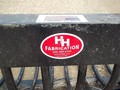 2016 HH Fabrication Rock Bucket 70 Loader and Skid Steer Attachment