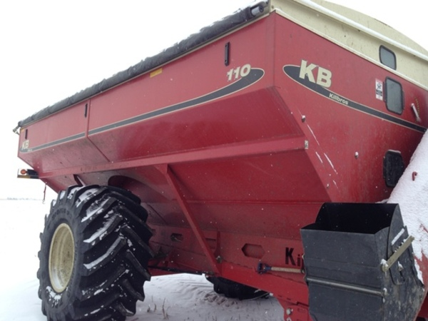 Killbros KB110 Grain Cart