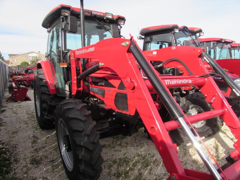 2017 Mahindra Mpower 75 Tractor Sealy Texas Machinery