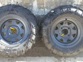 2011 Kubota ARTV4301 Wheels / Tires / Track