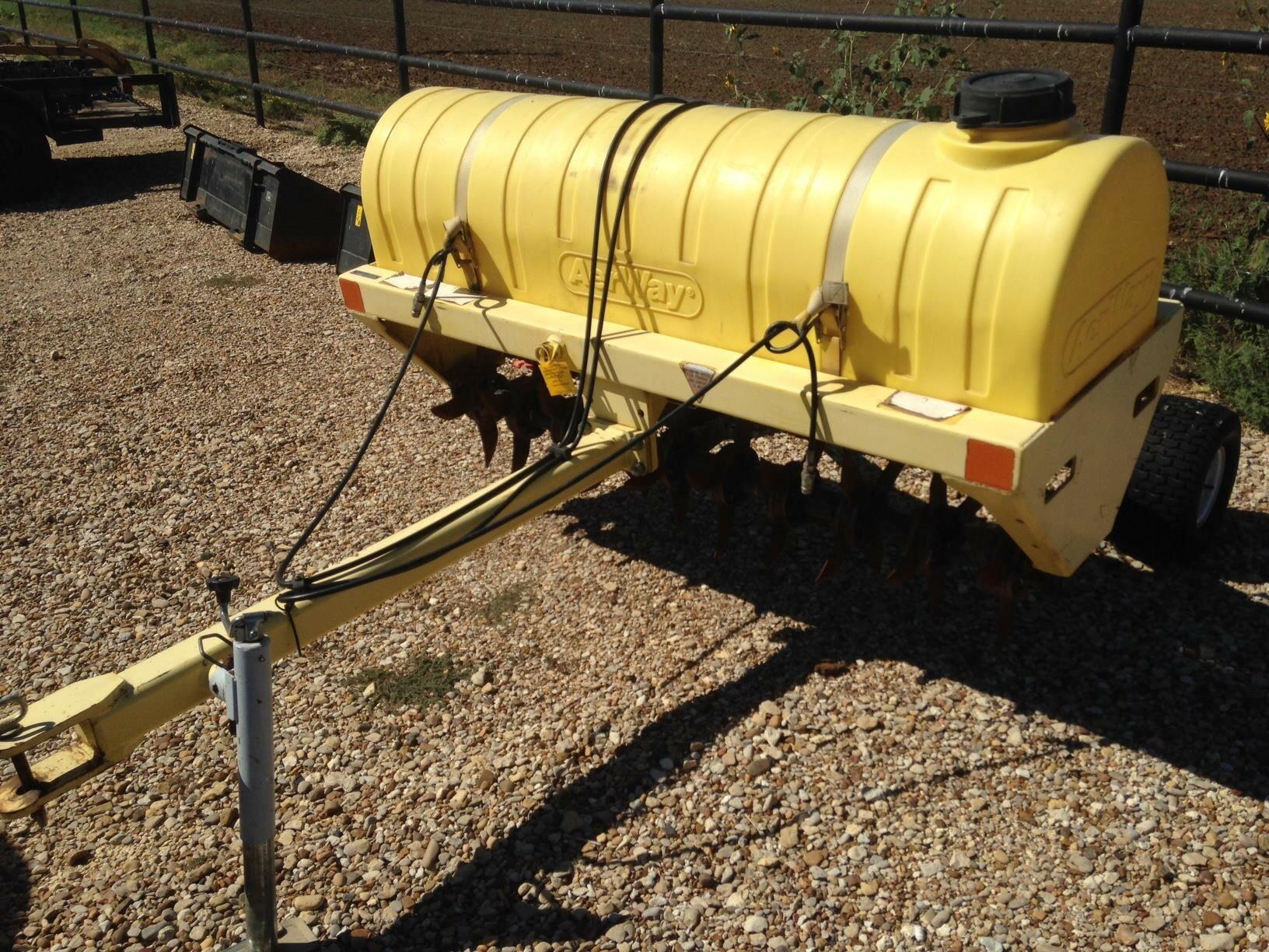 2012 AerWay AWGHP-75-1S7-DB Land Roller