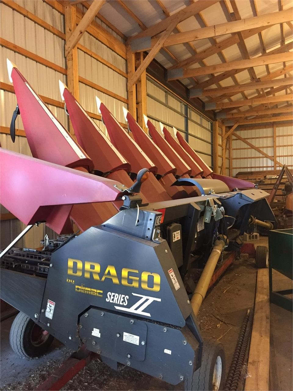 2015 Drago 830 II Corn Head