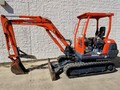 2001 Kubota KX121-2 Excavators and Mini Excavator