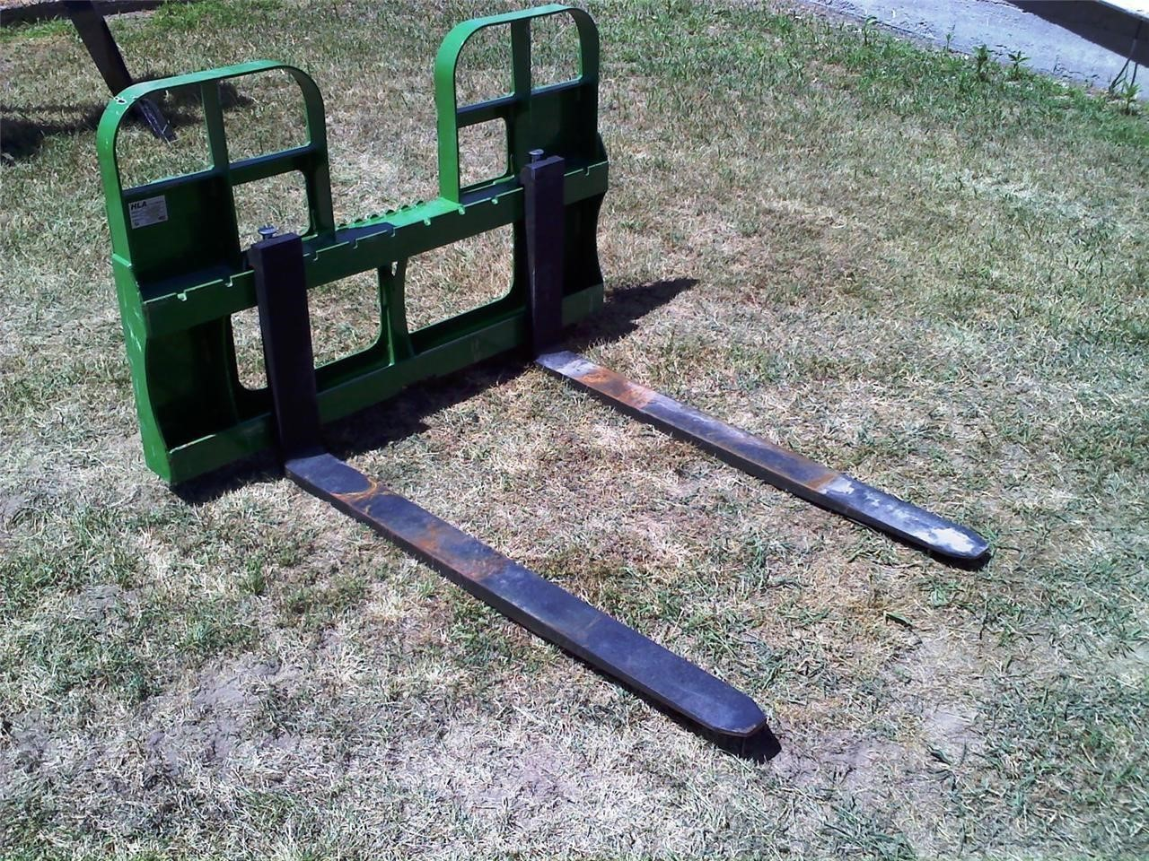 Horst HD37JD440540 Loader and Skid Steer Attachment