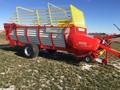 2016 Pottinger BOSS ALPIN 291 Forage Wagon