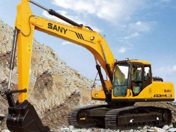 Used Sany SY215C LC Excavators and Mini Excavators for Sale