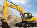 2014 Sany SY215C LC Excavators and Mini Excavator