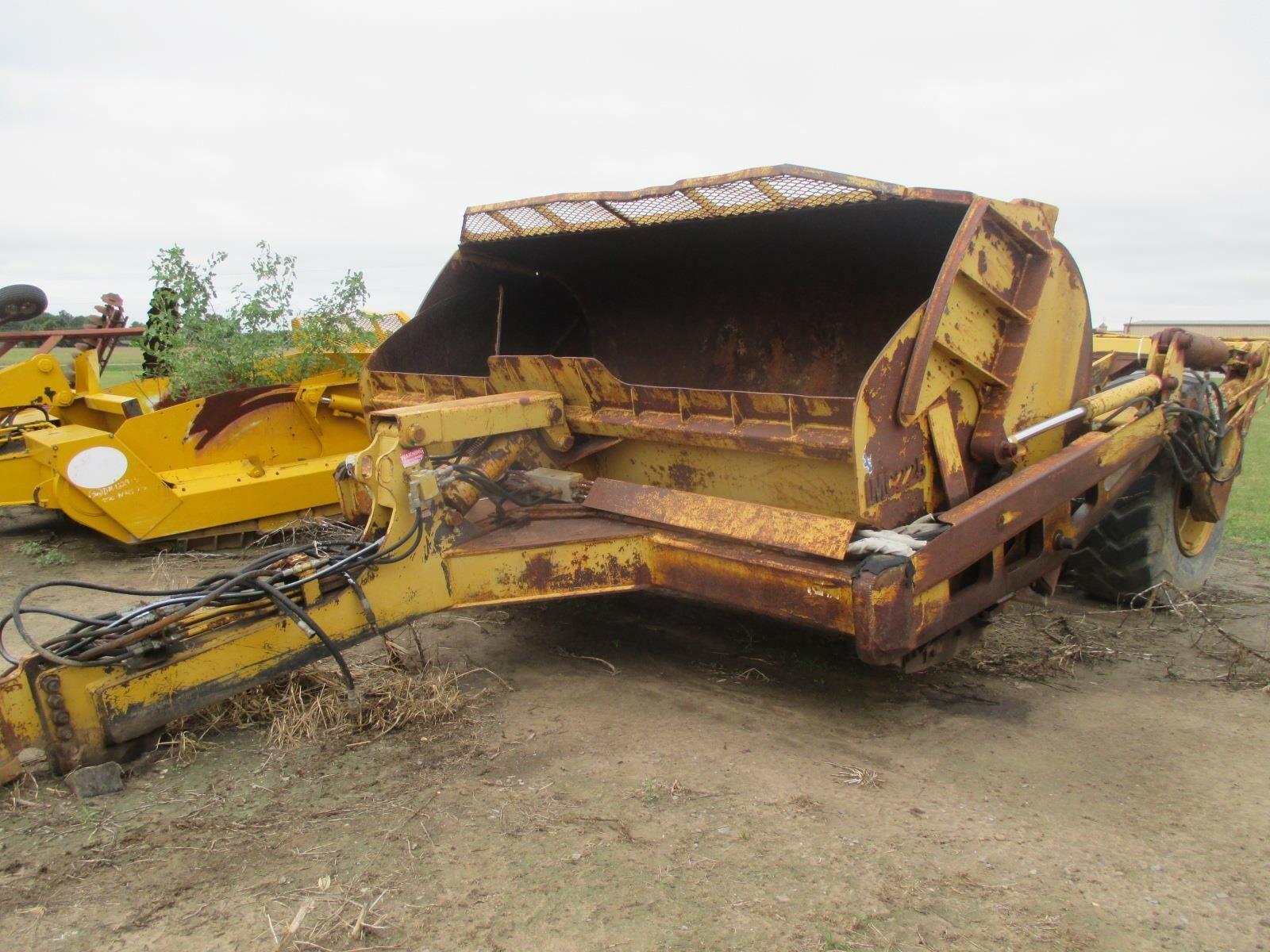 2007 IMC 225CS Scraper