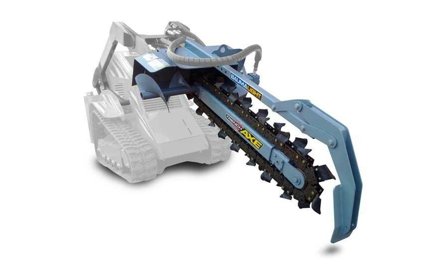 BaumaLight TN548 Trencher